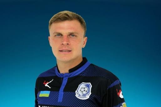 Дмитрий Леонов, фото ФК Черноморец Одесса
