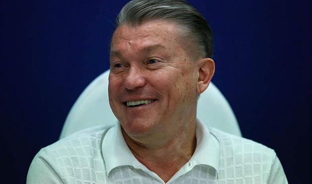 Олег Блохин