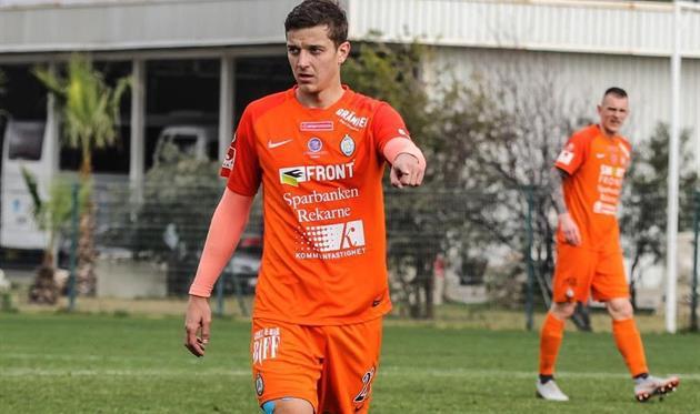 Иван Бобко, photo AFC Eskilstuna