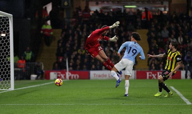 Манчестер Сити - Уотфорд, Getty Images