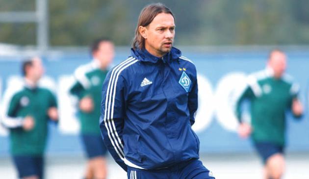 Игорь Костюк, фото: dynamo.kiev.ua