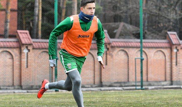 Марьян Швед, фото ФК Карпаты Львов