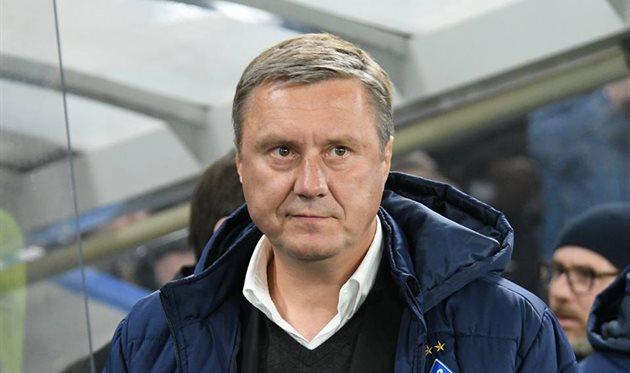 Александра Хацкевич, фото: ФК Динамо