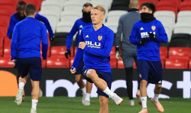 Даниэль Васс, фото: УЕФА