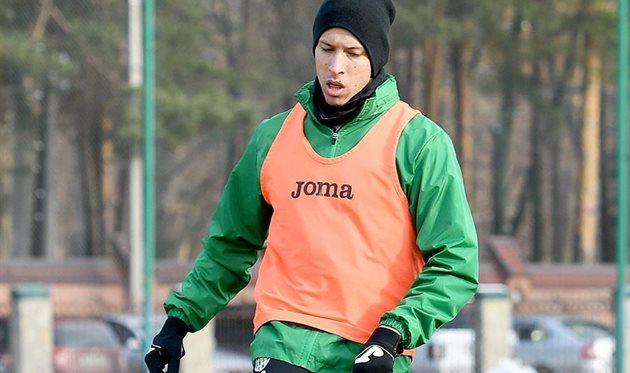 Кевин Мендес, фото ФК Карпаты Львов