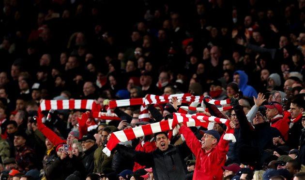 FA выдвинула обвинения Арсеналу по итогам матча с МЮ