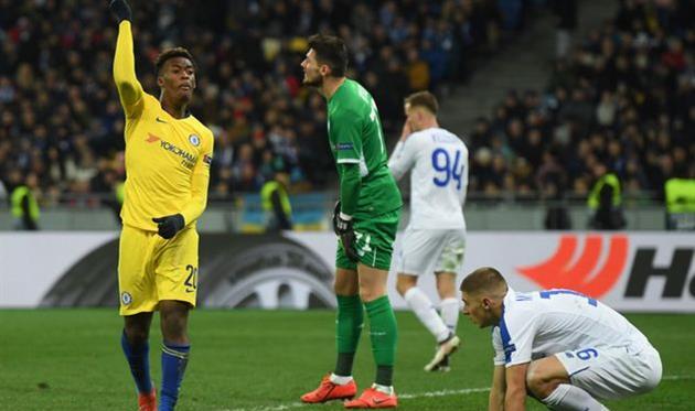 Динамо — Челси, Getty Images