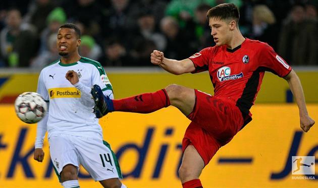 Боруссия - Фрайбург, twitter.com/Bundesliga_EN