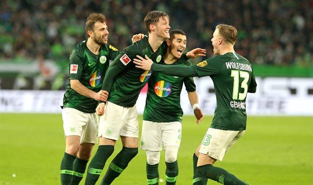 Фото: twitter.com/VfL_Wolfsburg