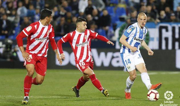 Василий Кравец, twitter.com/GironaFC