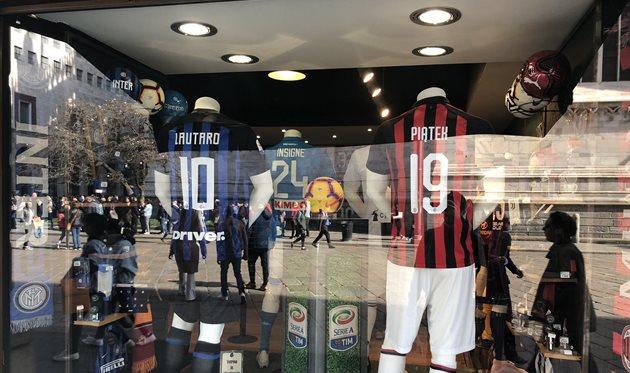 Милан — Интер: прогноз букмекеров на матч Серии А