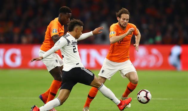 Нидерланды - Германия, Getty Images