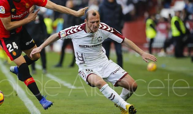Sportdir Albacete: We want to do everything to Zozulya went on to play for the club