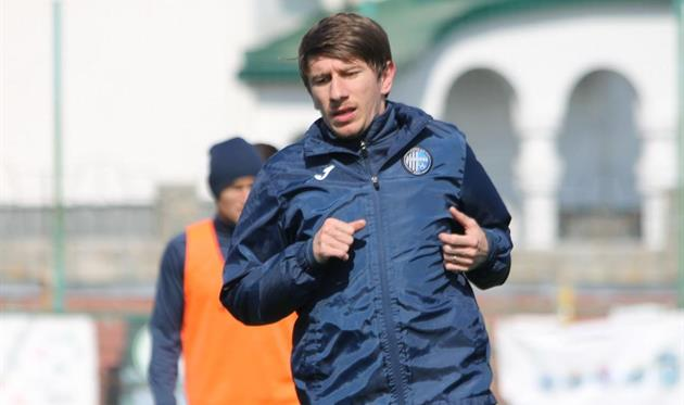 Иван Сондей, фото ФК Олимпик Донецк
