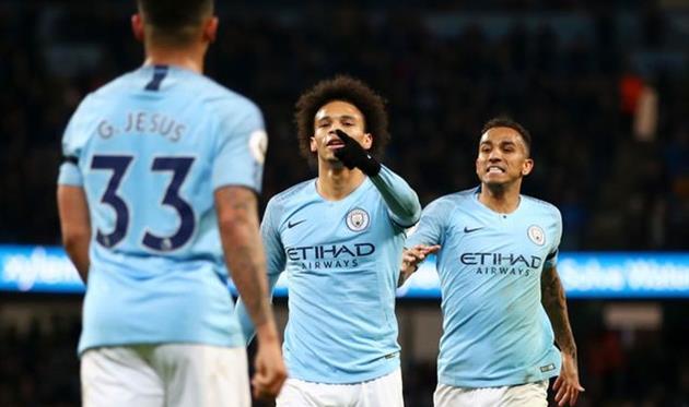 Манчестер Сити — Кардифф, Getty Images