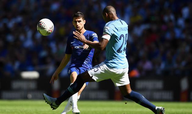 Челси - Манчестер Сити, Getty Images