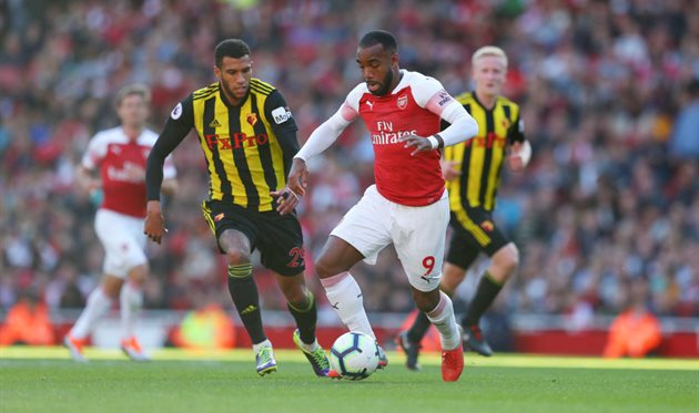 Уотфорд - Арсенал, Getty Images