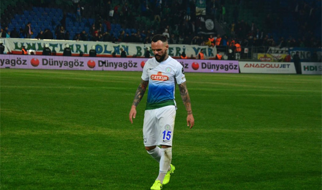 Николай Морозюк, photo CK Rizespor