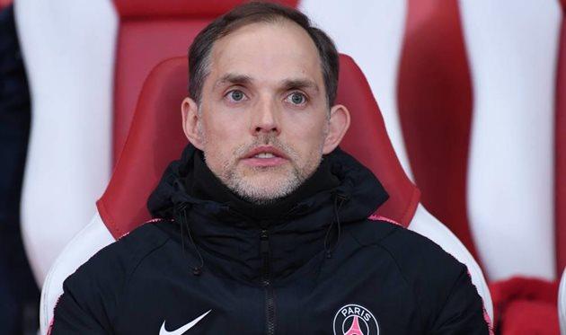 Томас Тухель, L'Equipe