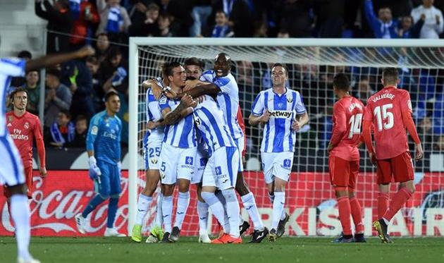 Leganes - Real Madrid, Getty Images