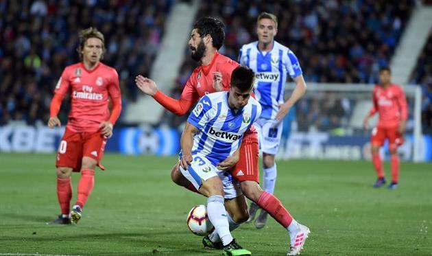Леганес - Реал Мадрид, Getty Images