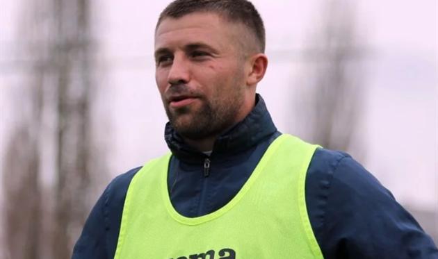 Виталий Кольцов, фото ФК Олимпик Донецк