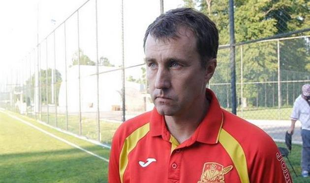 Сергей Лавриненко, фото ФФУ