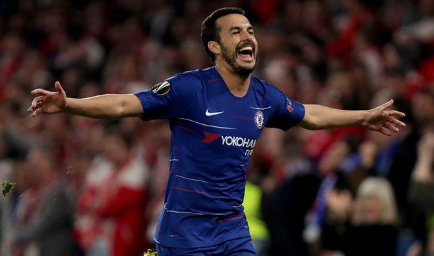 Педро, фото: УЕФА