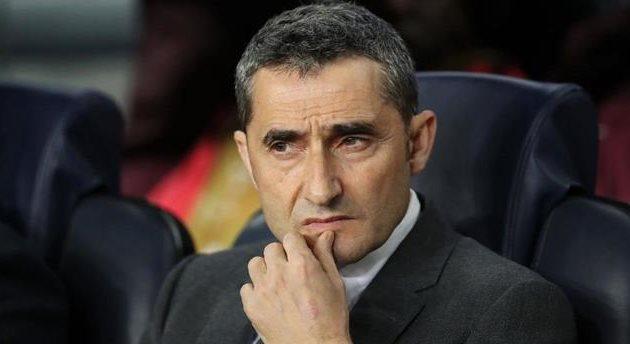 "«Вальверде: ""Барселона"" еще нечемпион»"