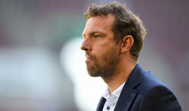 Вайнцирль уволен с поста главного тренера Штутгарта после унизительного поражения