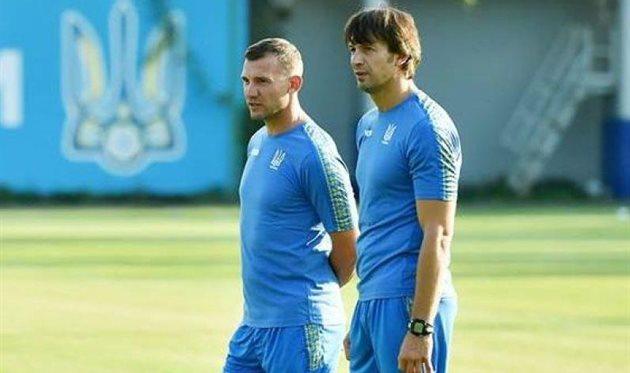 Шовковский: В сборной есть проблемы с защитниками, нападающими, куча проблем