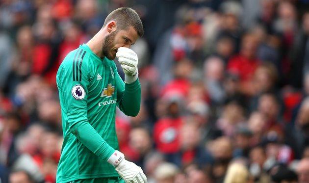 Сарри поддержал голкипера «Манчестер Юнайтед» деХеа