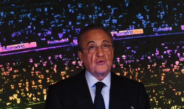 FLORENTINO PEREZ, GETTY IMAGES
