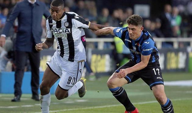Фото: twitter.com/Udinese_1896