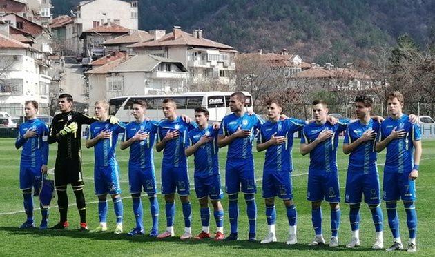 сборная Украины U-18, фото: ФФУ