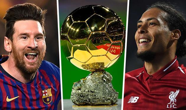 Месси vs ван Дейк: битва за Золотой мяч