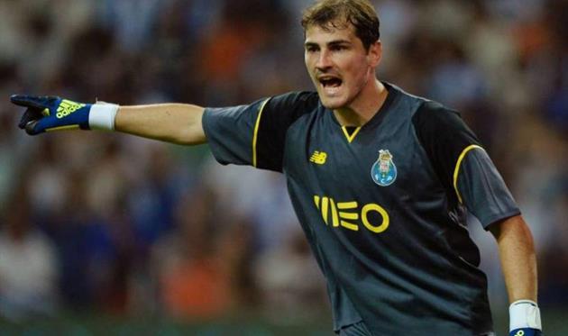 Икер Касильяс, Photo FC Porto