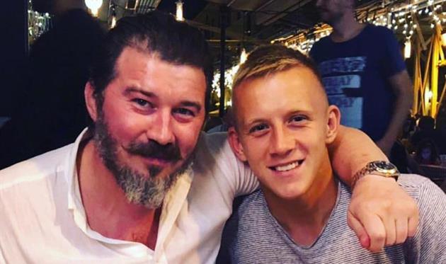 Иван Петряк (справа), фото: Instagram