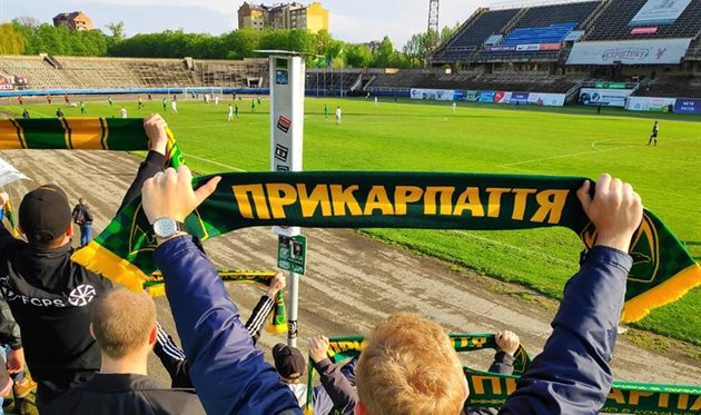 Брага в Ивано-Франковске сыграет товарищеский матч против Прикарпатья
