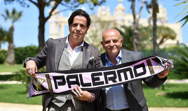 Такого поворота новые владельцы не ожидали, фото ФК Палермо