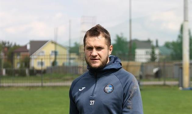 Константин Махновский, фото ФК Олимпик