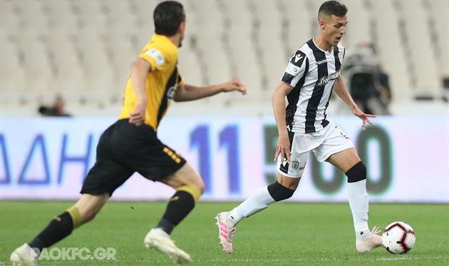 Фото: twitter.com/PAOK_FC