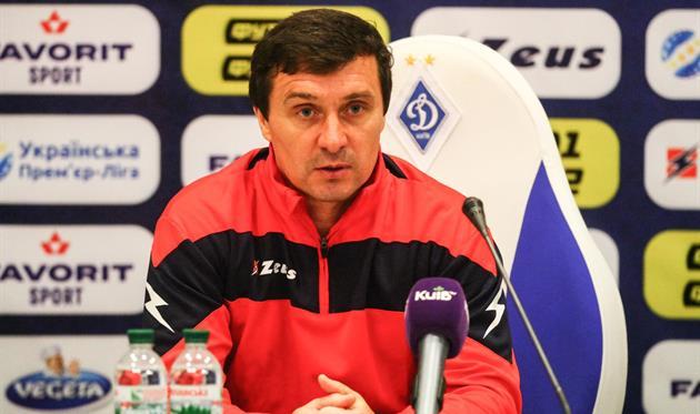 Игорь Леонов, фото ФК Арсенал-Киев