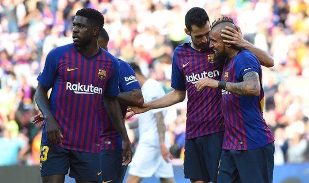 Барселона — Хетафе, Getty Images