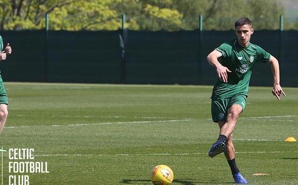 Maryan Shved, photo by Celtic FC