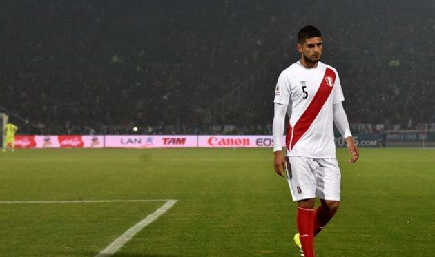 Карлос Самбрано, photo Extra.com.pe