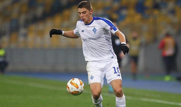 VITALY MIKOLENKO, FC DINAMO