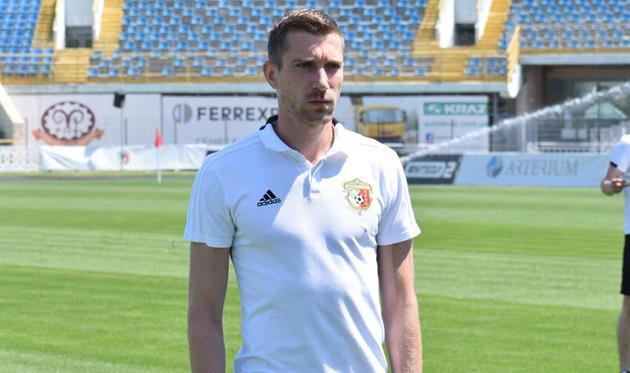 Экс-форвард сборной Украины Коломоец забил первый гол в сезоне