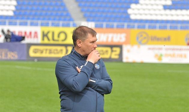Игорь Климовский, фото: ФК Олимпик