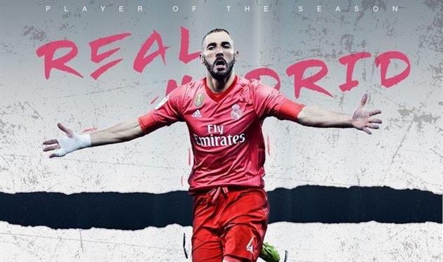 Карим Бензема, goal